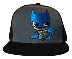 Six Flags Bat Man Hat