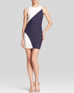 Elizabeth and James Nautical Geo Mini Klein Dress