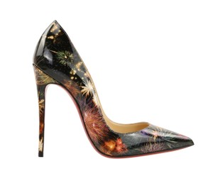 Christian Louboutin So Kate Fireworks multi Pumps