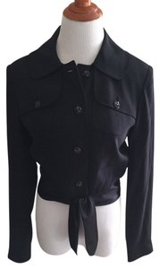 Kay Unger Black Jacket