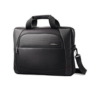 Samsonite Xenon 2 Slim Black Messenger Bag