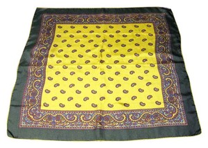 Other All Silk Scarf - Classic Look