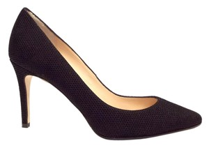Aquatalia by Marvin K. Black diamond suede Pumps