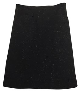 Theory Skirt Black Multi