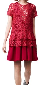 Thakoon Top red