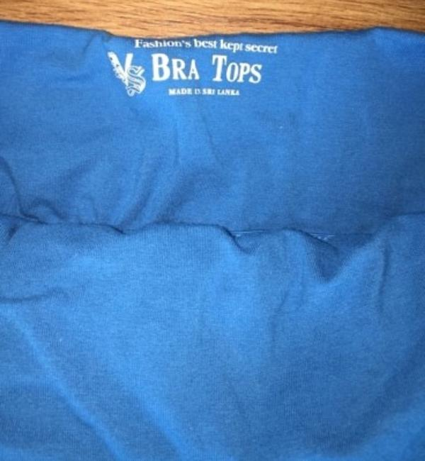 Victoria's Secret short dress Blue on Tradesy