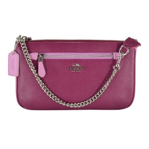 Coach Nolita Colorblock Pebble Leather 65015 Shoulder Bag