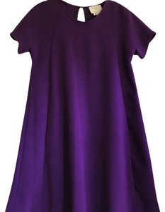 Kate Spade short dress plum on Tradesy