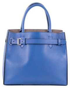 Reed Krakoff Leather Tote in Blue