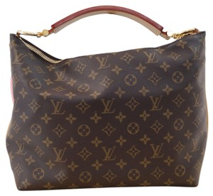 Louis Vuitton Lv Sully Monogram Shoulder Bag