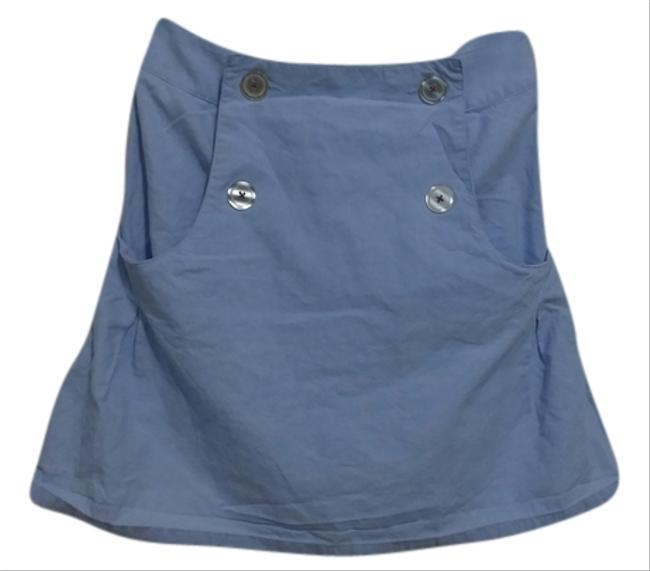 Lark & Wolff Skirt Blue