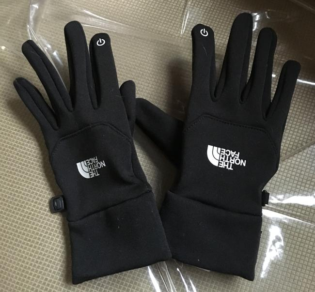 Item - Black Gloves. Size Small/Petit. In Excellent Condition