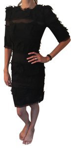 Dolce&Gabbana short dress black Dolce & Gabbana Lace on Tradesy