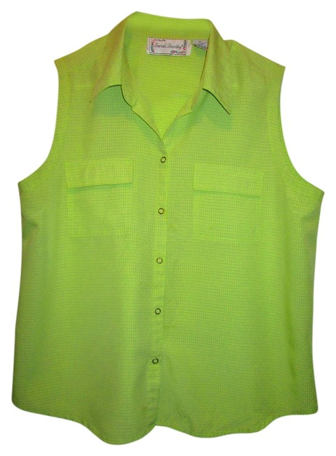 Preload https://item1.tradesy.com/images/lime-green-tank-topcami-size-16-xl-plus-0x-2040155-0-0.jpg?width=400&height=650