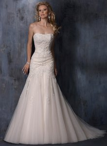 Maggie Sottero Anniston Wedding Dress Wedding Dress