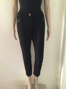 INC International Concepts Skinny Pants Black
