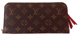 Louis Vuitton Louis Vuitton Yayoi Kusama LE Red Insolite Monogram Wallet