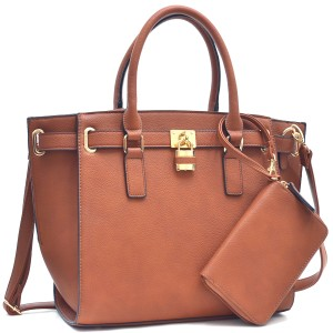 Other Classic Large Handbags Vintage The Treasured Hippie Tote in Cognac