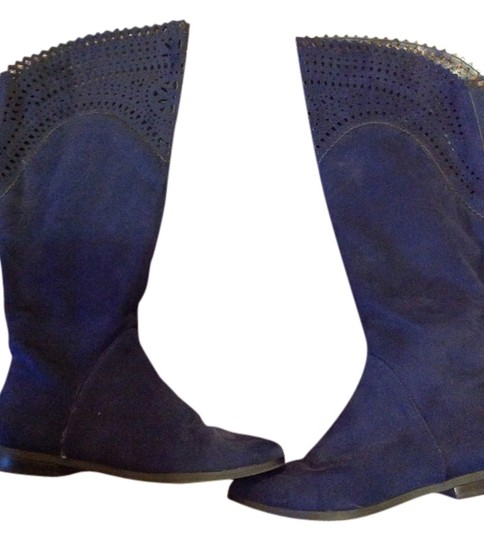 Other Navy blue Boots