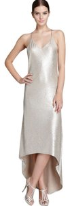 Alice + Olivia Metallic Dress