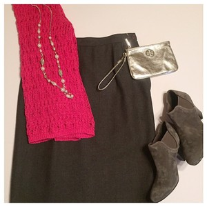 Valentino Skirt Grey