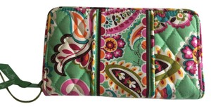 Vera Bradley Accordion Wallet - Tutti Frutti