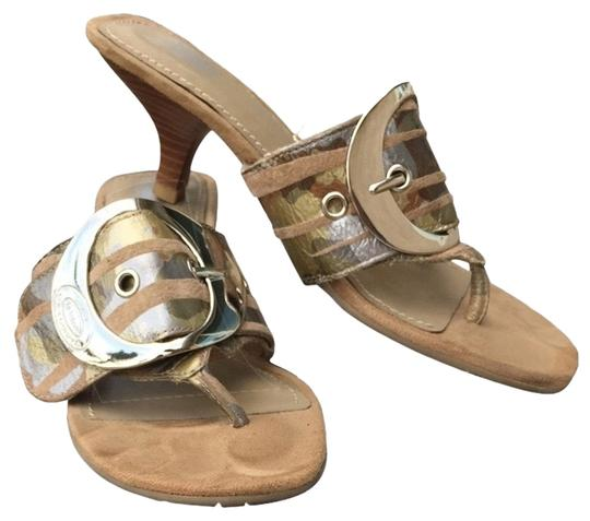 Dr. Scholl's Military Buckle Comfy Sandals