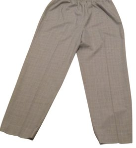 Eskandar Straight Pants Gray