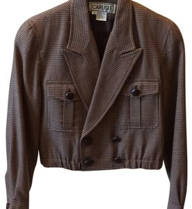 Carlisle Brown Blazer