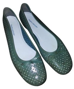 Naturalizer Teal Flats