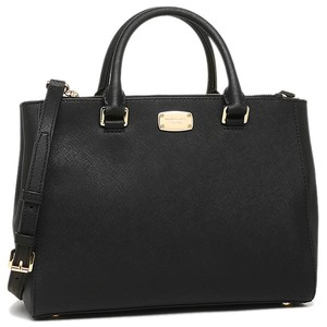 Michael Kors Shoulder Satchel in Black