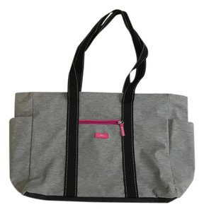 Scout gray Travel Bag