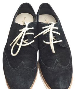Cole Haan Navy Blue Flats
