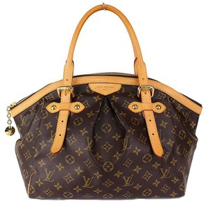 Louis Vuitton Lv Tivoli Gm Lv Monogram Lv Neverfull Speedy Tote in Brown