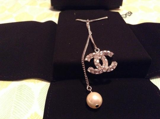 Chanel Chanel Crystal Necklace