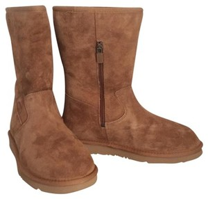 UGG Australia Nwt New With Tags Shearling Chestnut Boots