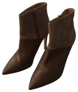 J.Crew two toned brown Boots