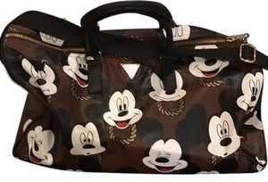 Joyrich Weekend Mickey Mouse brown Travel Bag