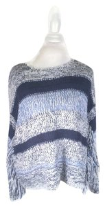INC International Concepts Fringe Pullover Sweater