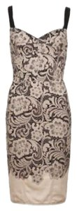 Dolce&Gabbana Dolce & Gabbana Mini Cocktail Bodycon Dress