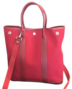 Hermès Tote in red/pink