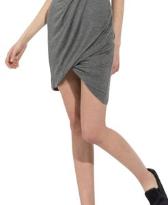Kit and Ace Skirt grey