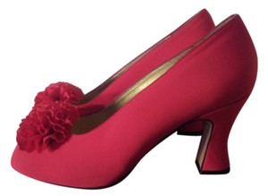 Sacha London Red Pumps