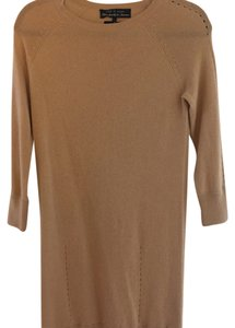 Rag & Bone short dress camel on Tradesy