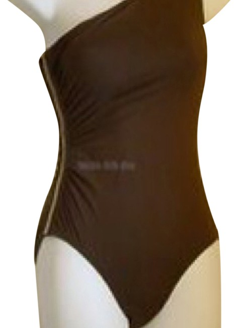 Preload https://img-static.tradesy.com/item/20403656/michael-kors-brown-shoulder-maillot-one-piece-bathing-suit-size-6-s-0-1-650-650.jpg