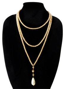 Chanel PEARL NECKLACE - LONG 72