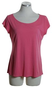 Eileen Fisher Top Coral Pink