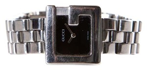 Gucci Gucci Silver Stainless Steel Watch