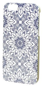 Case Yard NEW White Wood iPhone Case with Bohemian Tile Design, iPhone 5s