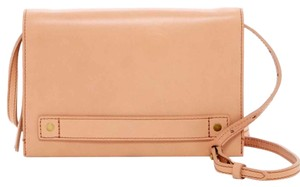 Madewell Clutch Neutral Minimal Modern Cross Body Bag